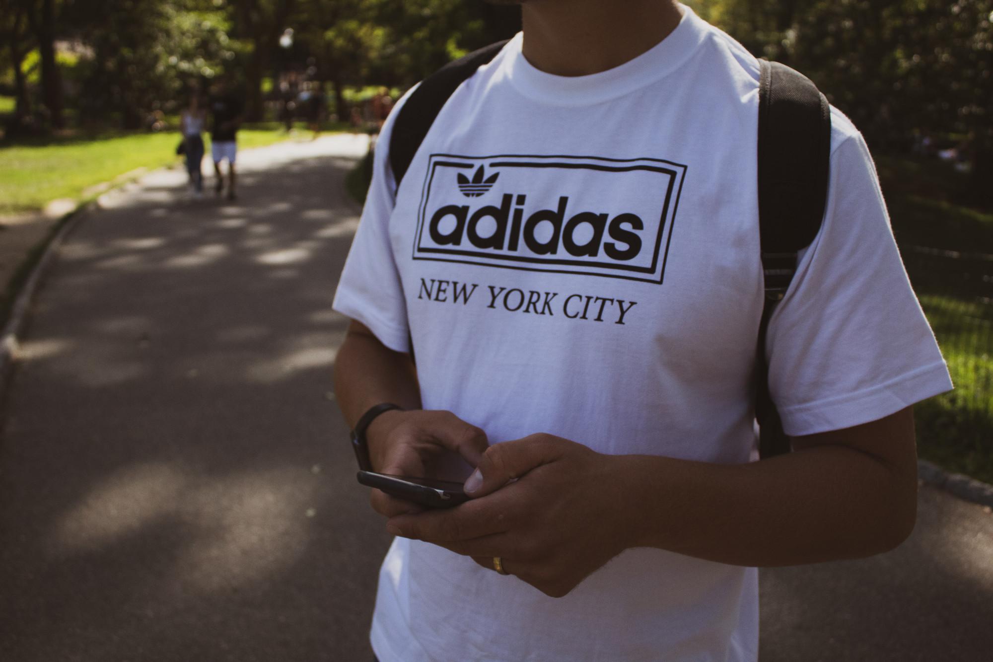 adidas new york city