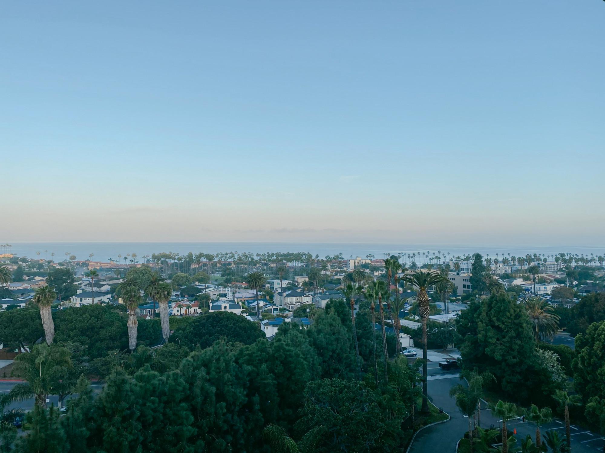 hotel la jolla view