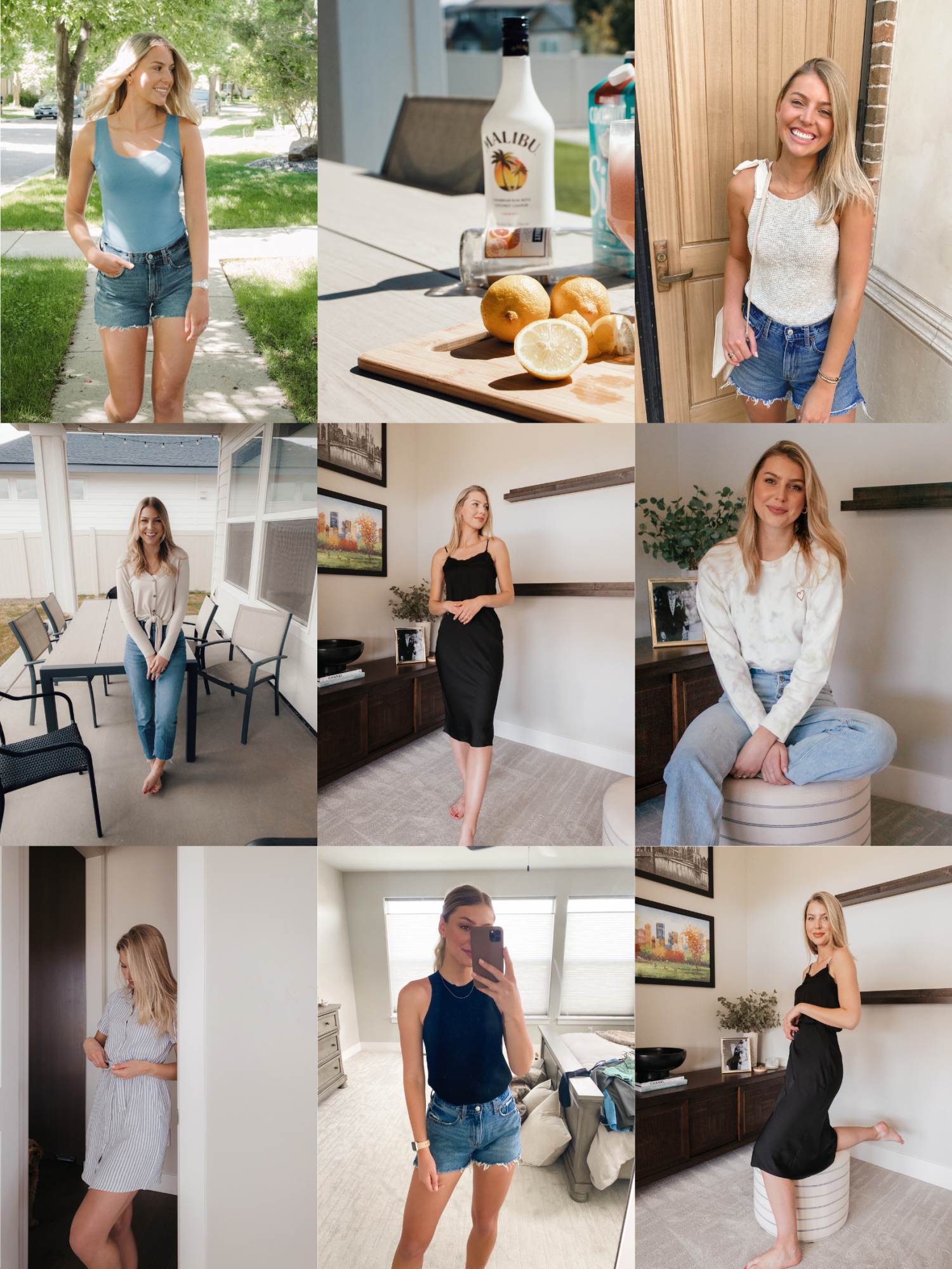 best sellers collage